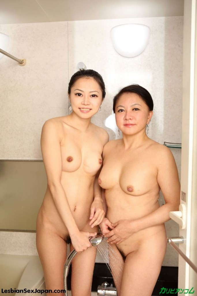 Public cumshot japan