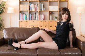 Japanese Lesbians: Yui Kawagoe and Shino Aoi