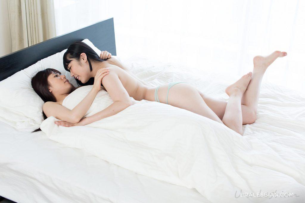 Japanese Lesbians: Yui Kawagoe and Mai Araki