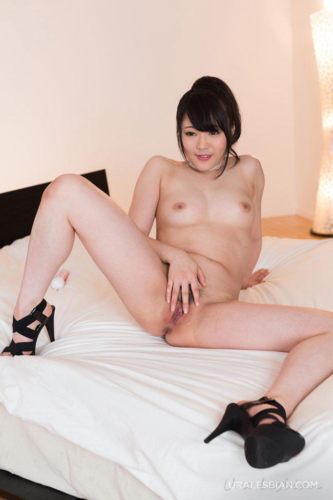 Japanese Lesbians: Yui Kawagoe and Aiku Kisaragi